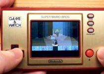 Nintendo Game & Watch: Super Mario Bros já foi hackeado e roda DOOM