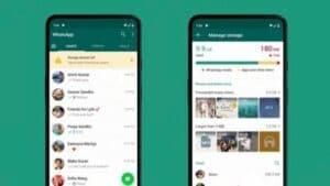 Novo WhatsApp Manager facilita a exclusão de arquivos indesejados