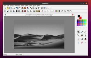 Photoflare 1.6.6 lançado com melhorias de estabilidade e correções de bugs