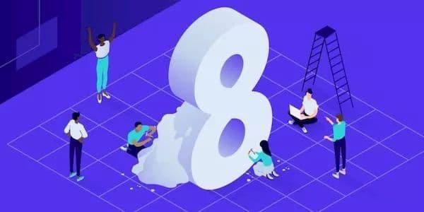 PHP 8 lançado, ainda mais rápida e com novos recursos