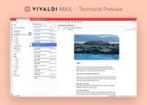 Vivaldi terá e-mail, calendário e ferramentas de leitura de notícias