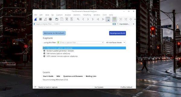 Wireshark 3.4 lançado com suporte para mais protocolos