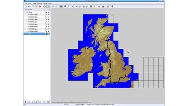 Como instalar editor de dados de GPS Viking GPS no Linux via Flatpak