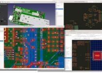Como instalar o design de placa de circuito Horizon EDA no Linux
