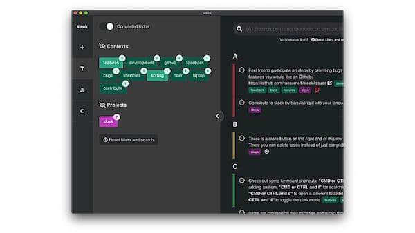 Como instalar o gerenciador de tarefas sleek no Linux via Flatpak