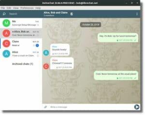 Como instalar o incrível mensageiro Delta Chat no Linux