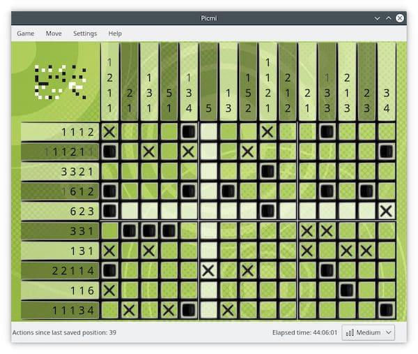 Como instalar o jogo de puzzle picmi no Linux via Snap