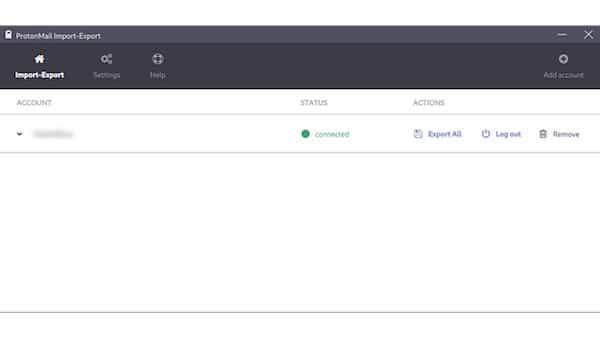 Como instalar o ProtonMail Import-Export app no Linux via Flatpak