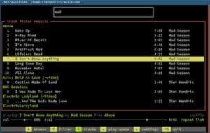 Como instalar o reprodutor Musikcube no Linux via Snap
