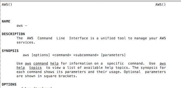 Como instalar o utilitário aws-cli no Linux via Snap