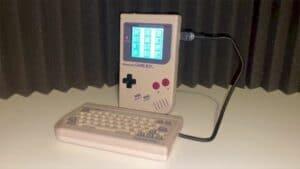Complemento do Game Boy chamado WorkBoy foi encontrado após 28 anos