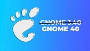 Equipe do Gnome apresentou o roteiro para melhorias no Gnome 40