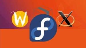 Fedora pretende fornecer um pacote XWayland independente para usuários