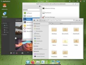 GeckoLinux 152.201210 lançado com melhorias no Bluetooth e mais
