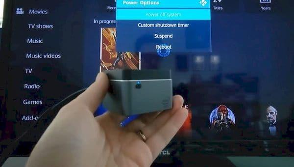 Conheça o mini PC GMK NucBox e teste vídeo 4K com LibreELEC/Kodi