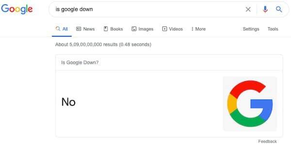 Google está fora do ar? Como verificar o status dos serviços do Google
