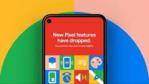 Google trouxe novos recursos para telefones Pixel antigos (e novos)