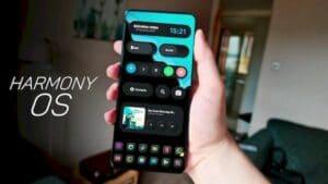 Harmony OS da Huawei agora funciona em smartphones