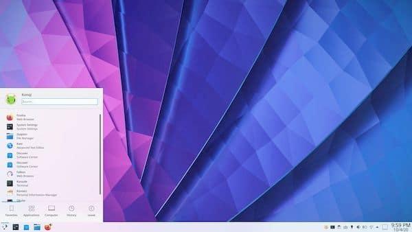 KDE Plasma 5.20.4 lançado com mais de 40 correções de bugs e melhorias