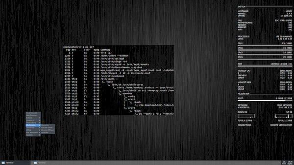 Kwort 4.3.5 lançado com Kernel 5.10 LTS e kpkg atualizado