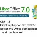 LibreOffice 7.0.4 lançado com mais de 110 correções de bug e muito mais