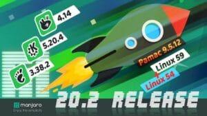 Manjaro 20.2 Nibia lançado com o Kernel 5.9, KDE Plasma 5.20 e GNOME 3.38