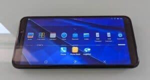 Manjaro ARM Plasma Mobile Beta 1 já está disponível para o PinePhone