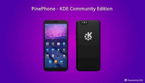 PinePhone KDE Community Edition já está disponível para encomenda a partir de US$ 149,99