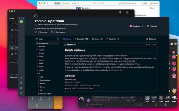 Radicle, uma plataforma descentralizada de desenvolvimento colaborativo