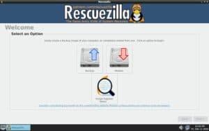 Rescuezilla 2.1 lançado com base no Ubuntu 20.10