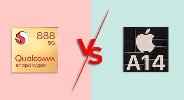Snapdragon 888 vs. A14 Bionic - qual é o melhor processador mobile do momento