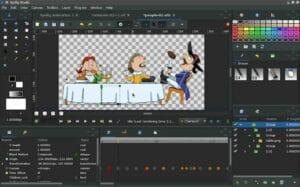 Synfig Studio 1.4 lançado após mais de dois anos de desenvolvimento