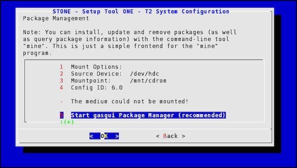 T2 SDE 20.10 lançado com suporte de arquitetura para arm64 e RISCV