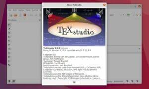 TeXstudio 3.0.2 lançado com algumas correções de erros