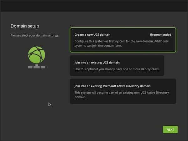 Univention Corporate Server 5 Beta lançado com mudanças na interface do usuário