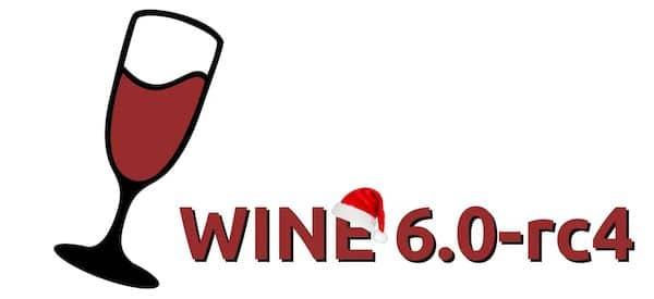 WINE 6.0 rc4 chegou no dia de natal com 29 correções
