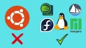 4 distros amigáveis para iniciantes que não são baseadas no Ubuntu