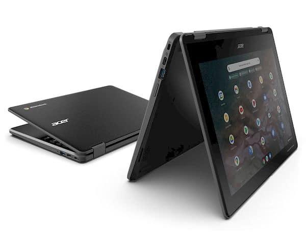 Acer apresentou quatro novos Chromebooks para educação (com chips Intel, Qualcomm e MediaTek)