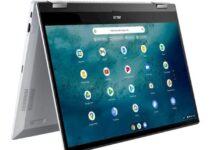 Asus lançou dois Chromebooks com Intel Tiger Lake e um com AMD Ryzen