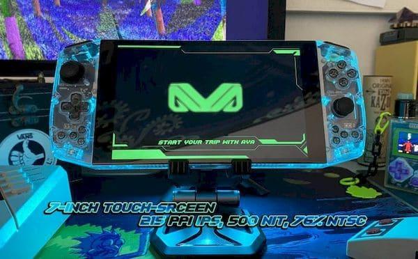 AYA Neo - PC portátil para jogos com Ryzen 4500U será lançado em abril