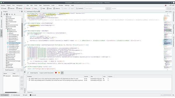 Como instalar a IDE KDevelop no Linux via Flatpak