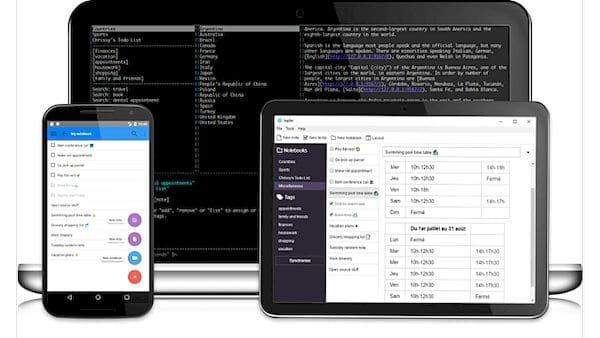 Como instalar o app de notas e de tarefas Joplin no Linux via Flatpak