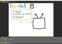 Como instalar o criador de aulas de vídeo Scribl no Linux via Flatpak