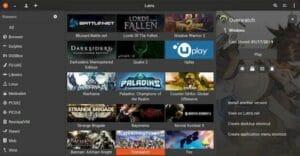 Como instalar o gerenciador de jogos Lutris no Linux