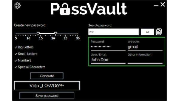 Como instalar o gerenciador de senhas PassVault no Linux via Flatpak