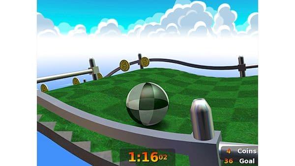 Como instalar o jogo Neverball no Linux via Flatpak