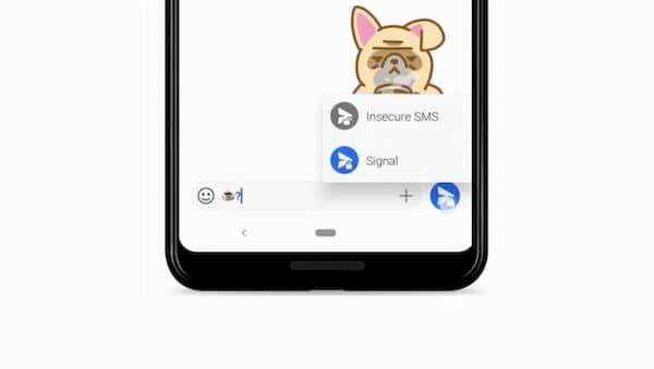 Como verificar se suas mensagens do Signal são seguras e privadas
