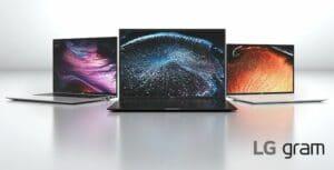 Conheça a poderosa família de laptops LG Gram 2021