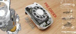 Conheça Rotary Un-Smartphone, um kit de celular com um botão giratório