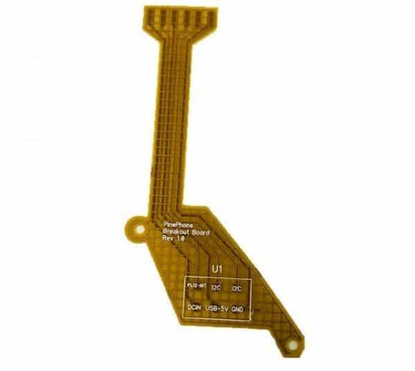 Extensor Pine64 permite plugar addons sem remover tampa do Pinephone